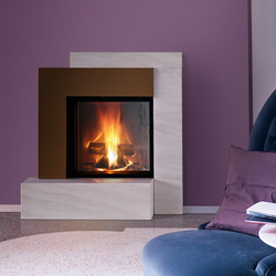 Mondrian | Forma 65 Wood | Wood fireplaces | MCZ