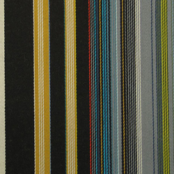Stripes 004 Reverberating Stripe | Tissus | Maharam