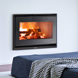 Vivo 90 Wood | Wood fireplaces | MCZ