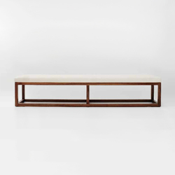 Long Bench | Bancs d'attente | FTF Design Studio