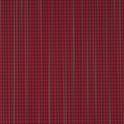 Tattersall 019 Vermilion | Wallcoverings | Maharam