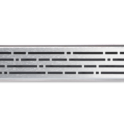 ACO ShowerDrain E-line straight Mix | Linear drains | ACO Haustechnik