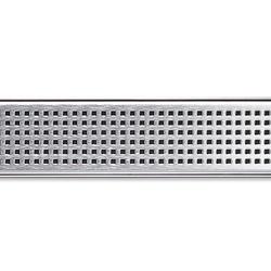 ACO ShowerDrain E-line angled Quadrato | Linear drains | ACO Haustechnik