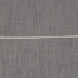 Topstitch 003 Dove/Lake | Curtain fabrics | Maharam