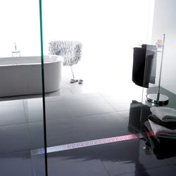 ACO ShowerDrain Lightline: Rainbow | Sumideros para duchas | ACO Haustechnik