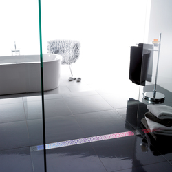 ACO ShowerDrain Lightline: Regenbogen | Duschabläufe / Duschroste | ACO Haustechnik