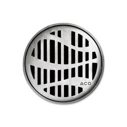 ACO ShowerDrain Badablauf rund Forest | Plate drains | ACO Haustechnik