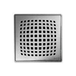 ACO ShowerDrain Badablauf eckig Pixel | Punktabläufe / Badabläufe | ACO Haustechnik