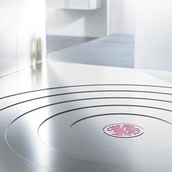 ACO ShowerDrain Lightpoint round | Plate drains | ACO Haustechnik