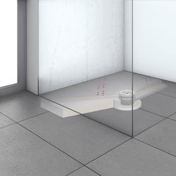 ACO ShowerDrain Badablauf Showerboard   Plate drains   ACO Haustechnik