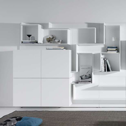 vita wall shelves from mdf italia architonic. Black Bedroom Furniture Sets. Home Design Ideas