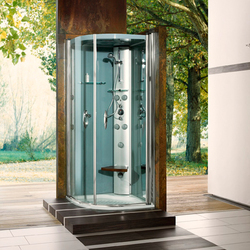 Advant Center Vapor | Cabines de douche | ROCA