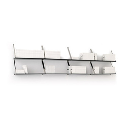 Adelaida Shelf | Office shelving systems | Planning Sisplamo