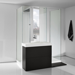 Showerbasin | Shower cabins / stalls | ROCA