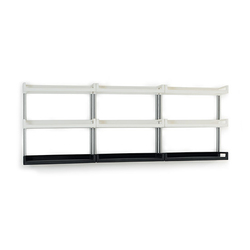 Brisbane Modular shelf | Office shelving systems | Planning Sisplamo