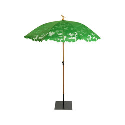 Shadylace parasol green | Parasoles | Droog