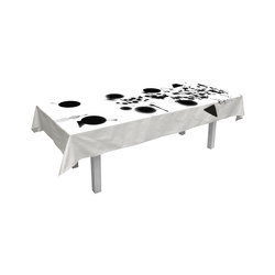 Tableau tablecloth | Table mats | Droog