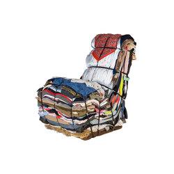 Rag chair | Sillones | Droog