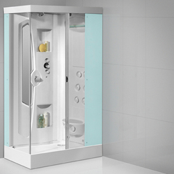 Aquatech Basic Vapor 1200 | Shower cabins / stalls | ROCA