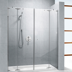 Axis 2P2F | Shower screens | ROCA