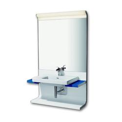Khroma washbasin | Mirror cabinets | ROCA