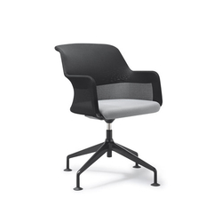 giroflex 434-7018 | Visitors chairs / Side chairs | giroflex