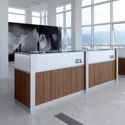 DV702-LED 3 | Reception desks | DVO
