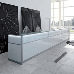 DV702-LED 2 | Reception desks | DVO