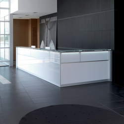 DV702-LED 8 | Reception desks | DVO