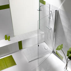 Opening shower tray | Shower trays | ROCA