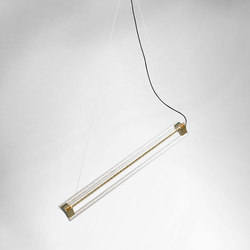 LIA Suspension vertical light | Lampade sospensione | KAIA