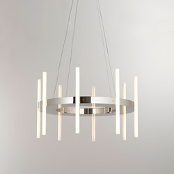 LIS Chandelier | Suspended lights | KAIA