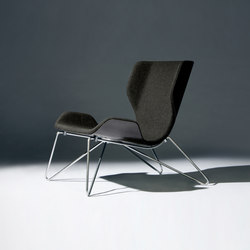 Mollis – Easy Chair | Poltrone | RVW Production