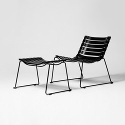 Proetida – Easy Chair & Stool | Sessel | RVW Production