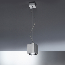 Cu-Bic Pendant light | Suspended lights | LUCENTE