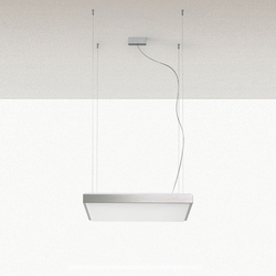 Flat-Q Pendant light | Suspended lights | LUCENTE