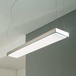 Flat-R Pendant light | Suspended lights | LUCENTE