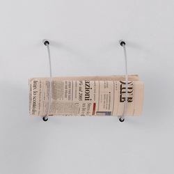 Bucatini - 02 | Magazine holders / racks | Agape