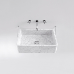 Carrara - CER730S | Wash basins | Agape