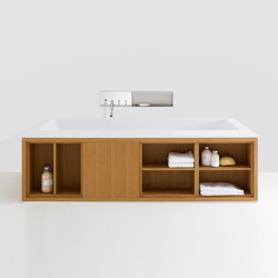Cartesio - VAS981 | Free-standing baths | Agape