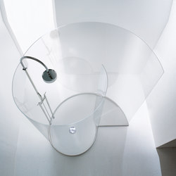 Chiocciola | Shower screens | Agape