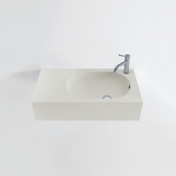 Flat 80 - CER795 | Wash basins | Agape