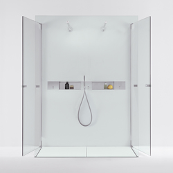 Flat D | Shower controls | Agape