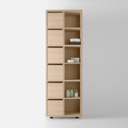 Konte - MOB045V | Wall cabinets | Agape