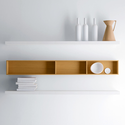 Via Veneto | Bath shelving | Falper