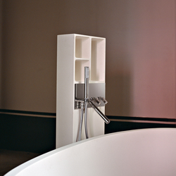 Pillar - COL232 | Bath shelving | Agape