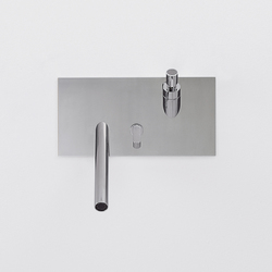 Square - RUB931N | Bidet taps | Agape