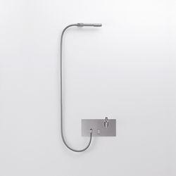 Square - RUB945N | Shower taps / mixers | Agape