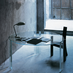 Kooh-I-Noor table | Dining tables | Glas Italia