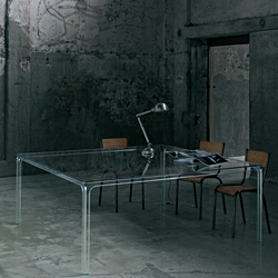 Oscar | Meeting room tables | Glas Italia
